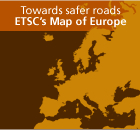 Towards safer roads - ETSC's Map of the Europe